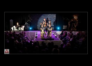 Fashion show : 1000 spectateurs
